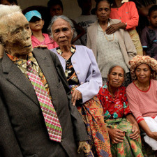 Pictures in the News: Tana Toraja, Indonesia