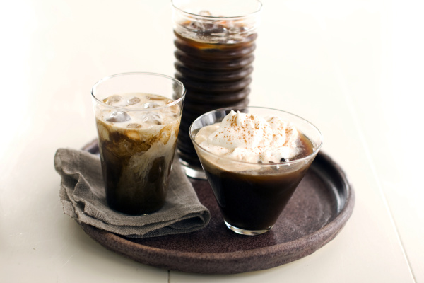 Food-American Table-Iced Coffee