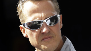 Schumacher Injured