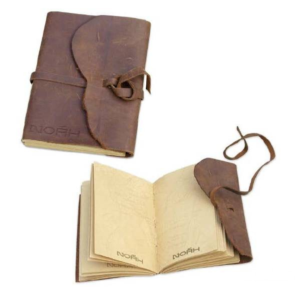 80_Leather Notebook