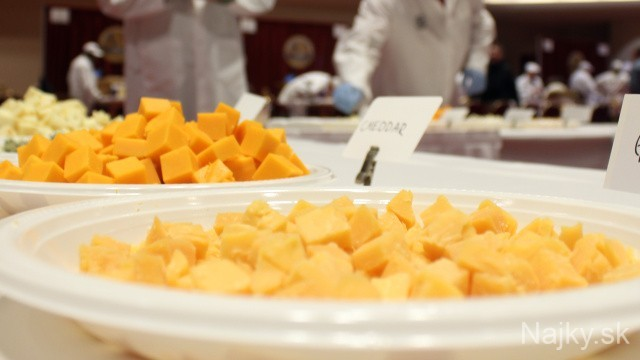 World Cheese Championships