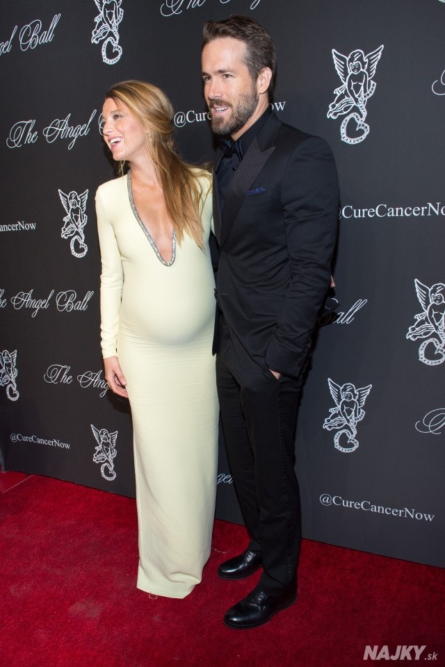 2014 Angel Ball - Arrivals