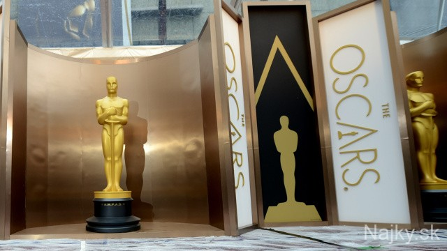86th Academy Awards - Set up