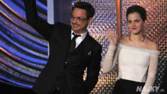 Robert Downey Jr., Emma Watson, Judi Dench
