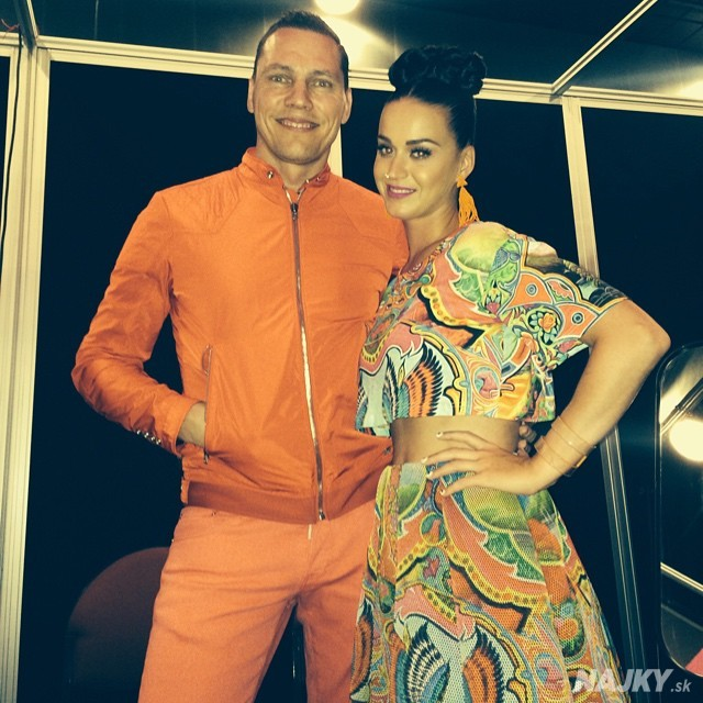 katy perry tiesto