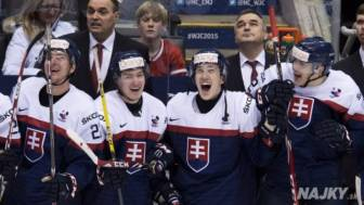 World Junior Slovakia Sweden Hockey