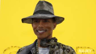 France Pharrell Williams