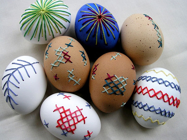 http://www.designsponge.com/2011/04/sewing-101-embroidered-eggs.html