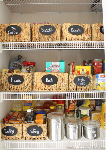 http://designdininganddiapers.com/2013/01/new-pantry-organization/