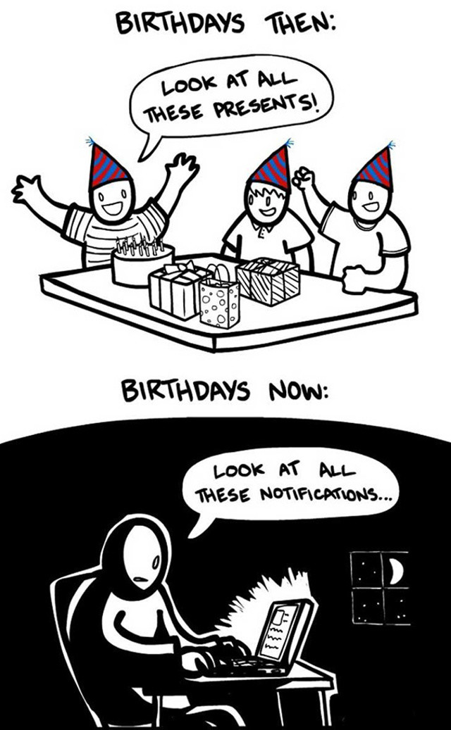 http://endlessorigami.com/comic/birthdays-then-and-now/