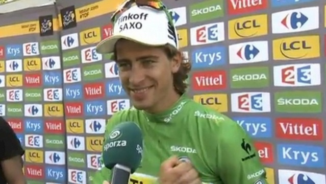Peter Sagan,Tour de France
