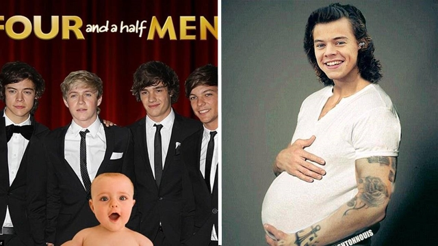 harry styles one direction otec