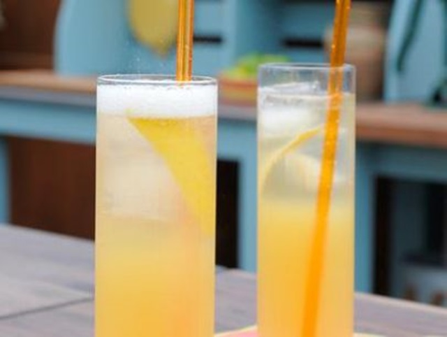 http://www.foodnetwork.com/recipes/geoffrey-zakarian/pineapple-gin-punch.html
