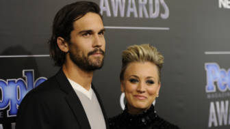 Ryan Sweeting, Kaley Cuoco-Sweeting