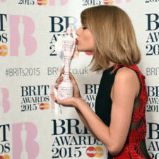 BRITAIN ENTERTAINMENT MUSIC BRIT AWARDS