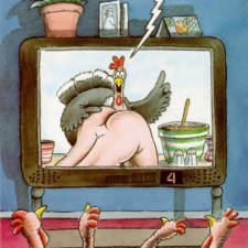 Satirical animal rights illustrations parallel universe 21 571a2512c07ee__700.jpg