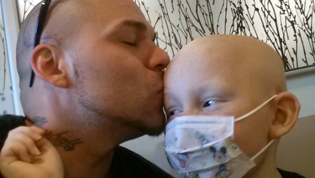 Cancer tattoo scar son father josh mash marshall 1.jpg