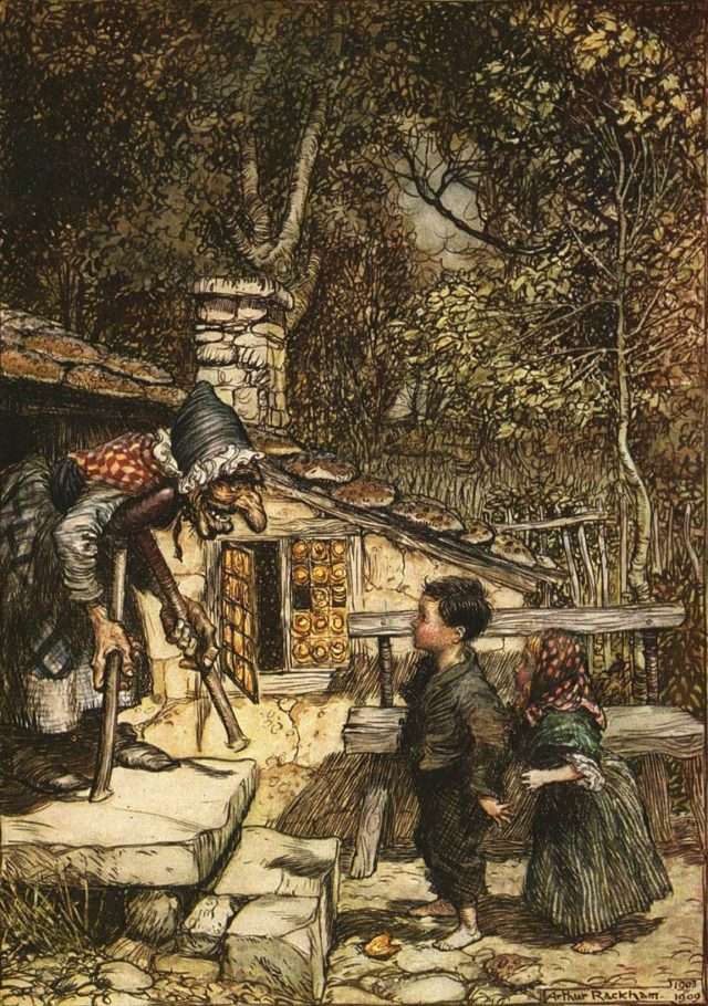 Hansel and gretel rackham.jpg