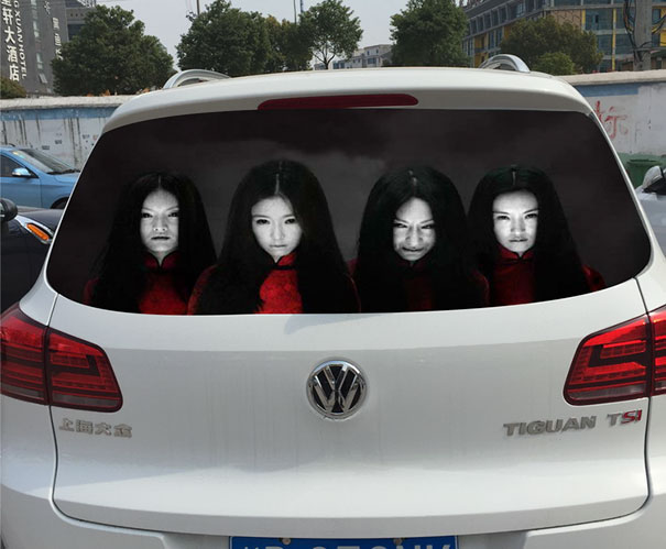 High beam reflective scary faces decals china 3.jpg