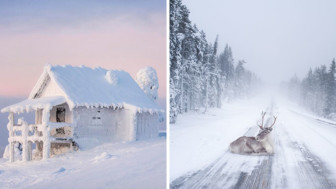 Finnish lapland winter photography finland coverimage.jpg