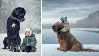 Little kids big dogs photography andy seliverstoff coverimage2.jpg