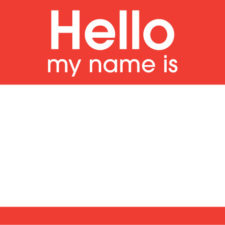 Https://simple.wikipedia.org/wiki/Name_tag#/media/File:Hello_my_name_is_sticker.svg