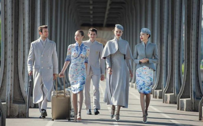 Hainan airlines uniforms haute couture china 2.jpg