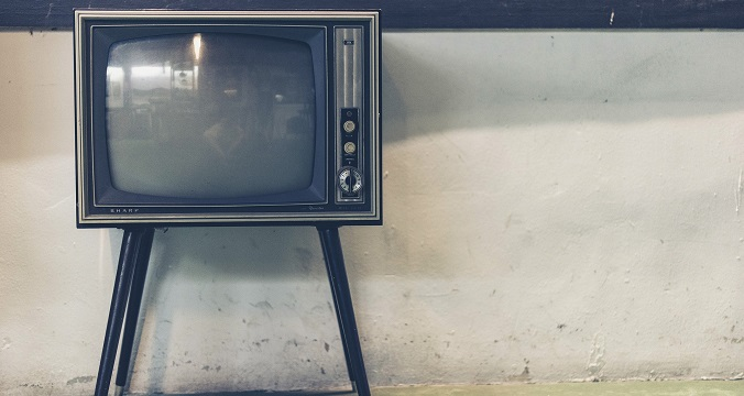 Http://maxpixel.freegreatpicture.com/Wall Vintage Tv Television Sharp 1844964