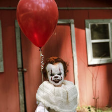 Clown child photoshoot movie it pennywise eagan tilghman 19.jpg