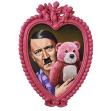 Artist breaks the traditional masculinized image of famous people taking them to their pink world 5a72e6e5e519b__700.jpg