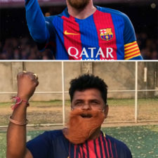 Indian guy recreating celebrities pictures justsul 4 5a84344309bff__700.jpg