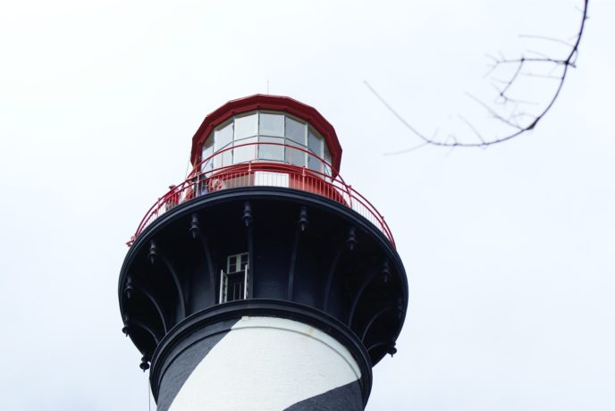 Http://maxpixel.freegreatpicture.com/Florida Lighthouse Beacon St Augustine Lighthouse 372612