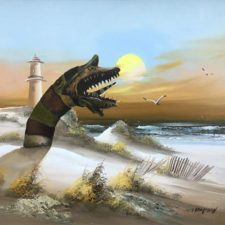 Pop culture characters parody thrift store paintings dave pollot 17 5a97ba8d71a45__880.jpg