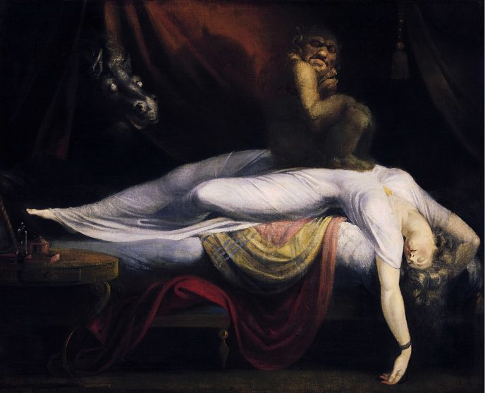 Https://en.wikipedia.org/wiki/Sleep_paralysis#/media/File:John_Henry_Fuseli_ _The_Nightmare.JPG