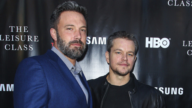 Ben Affleck, Matt Damon