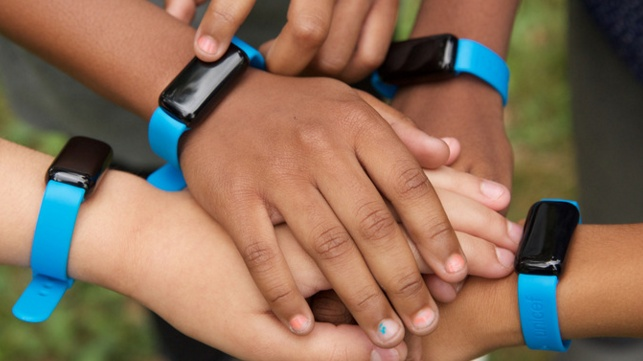 Fitness tracker  UNICEF