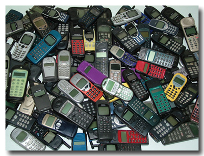Used cell phones for recycling1.jpg