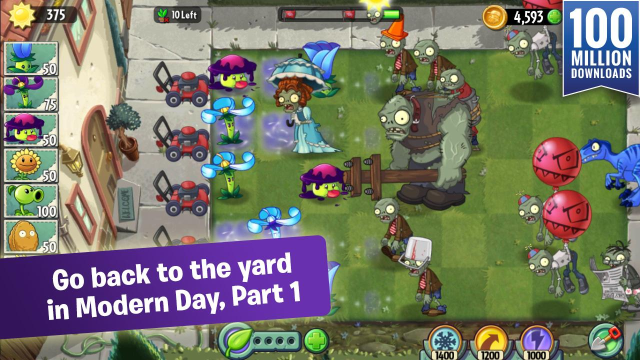 plants vs zombies, hra