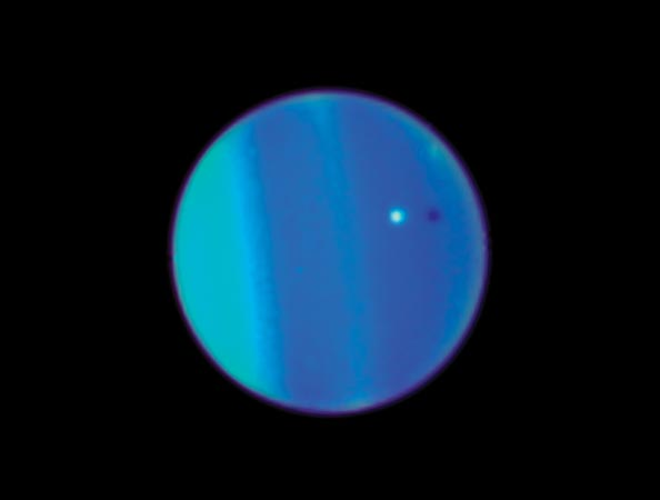 Uranus Space Rock