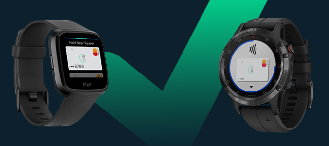 Fitbit Pay, Garmin Pay