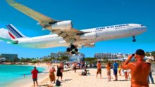 Princess Juliana International Airport, Karibik