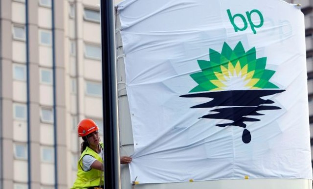 British Petrol BP