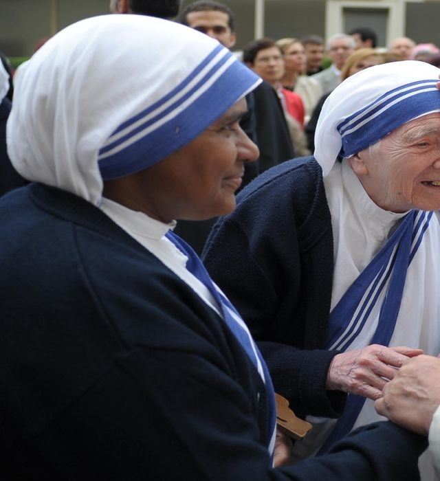 Vatican Pope Missionaries of Charity