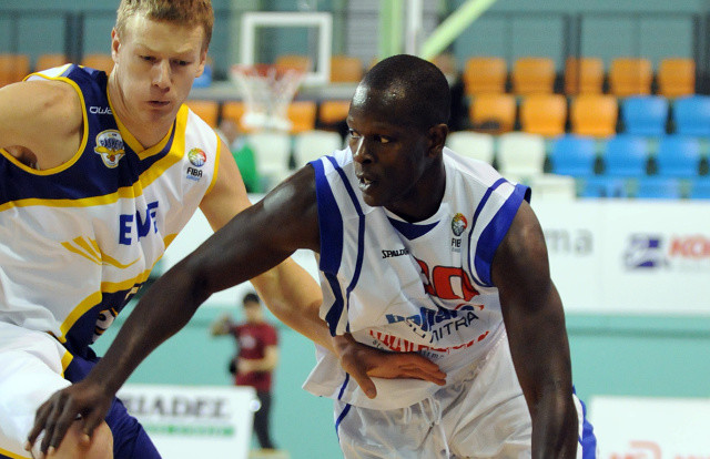 BASKETBAL: Nitra - Oldenburg