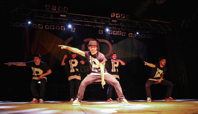 World of Dance - Phantoms Crew