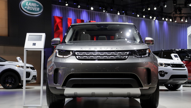 Jaguar Land Rover Discovery