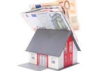 Money and house