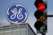 DAVID W CERNY / REUTERS  GE is in the midst of transforming itself into a company more focused on industrial businesses.