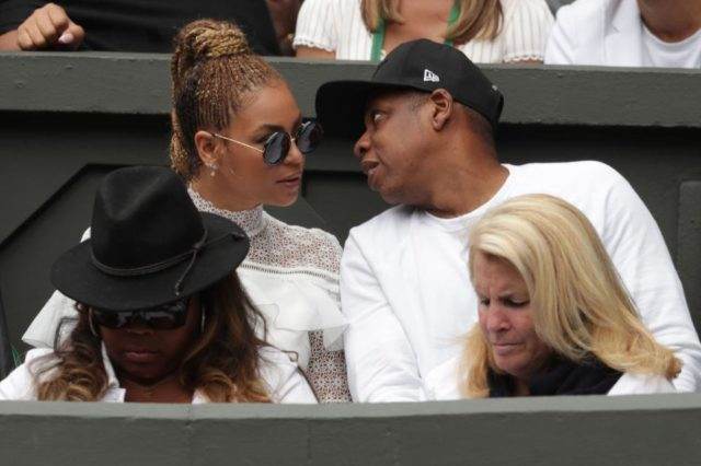 Family Business: Jay Z and Beyonce earned more than any other celebrity couple on the planet. (Photo: ADAM DAVY/AFP/Getty Images).