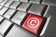 Digital Copyright Symbol Key
